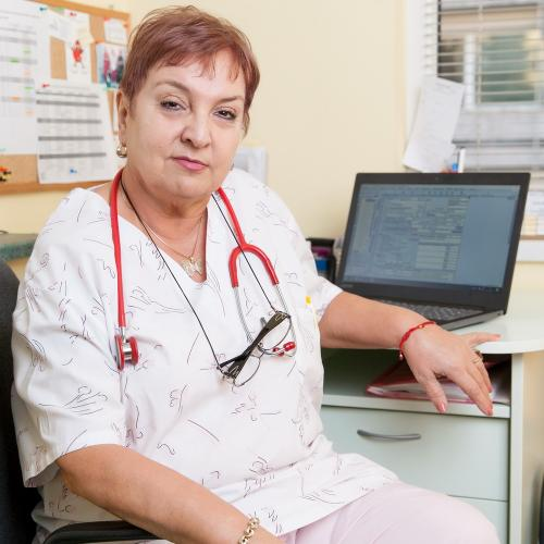 Д-р Мария Дончева