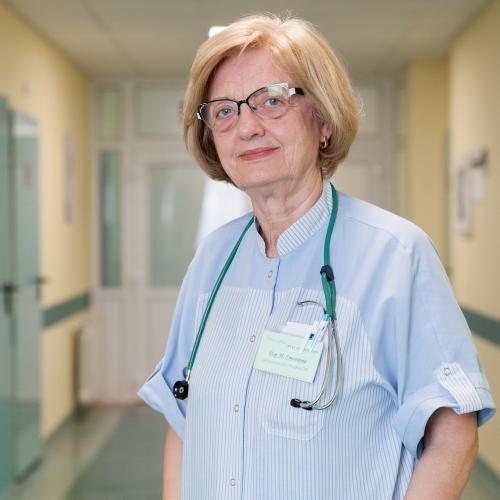 Д-р Невена Стоянова