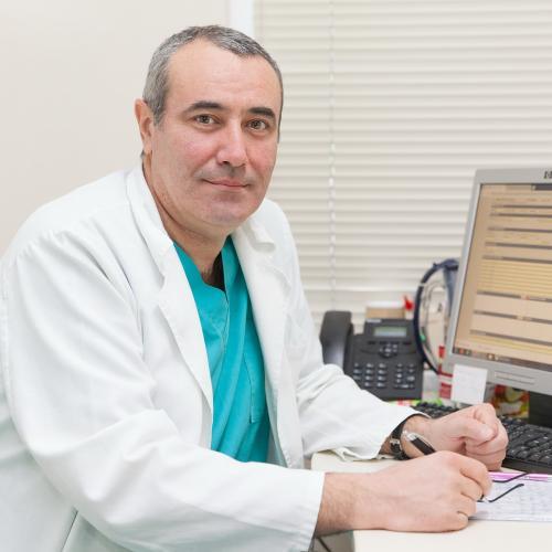 Д-р Станимир Андонов